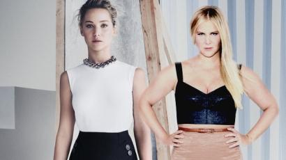 Testvérpárt alakít Jennifer Lawrence és Amy Schumer