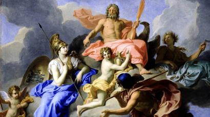 #Teszt! Melyik görög isten vagy?