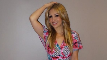 Thalía büszke arra, hogy latinnak született