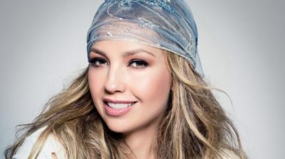 Thalía dalszöveges videót készített Amore mío című számához