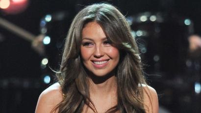 Thalía új videoklipet forgat