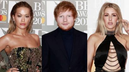 The BRIT Awards 2017: vörös szőnyeg