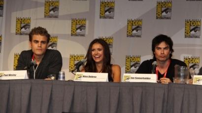 The Vampire Diaries 2. évad promó-videó