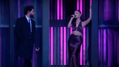 The Weeknd és Ariana Grande ellopta a show-t: fantasztikusan szóltak élőben
