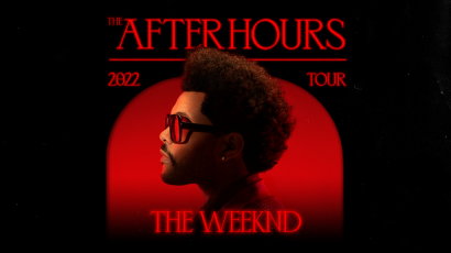 The Weeknd koncert Budapesten!