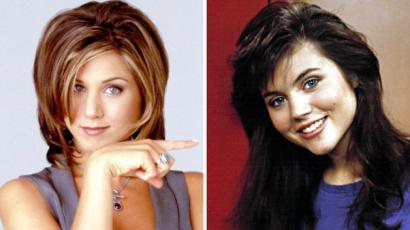 Tiffani Thiessen elárulta, majdnem ő lett Rachel a Jóbarátokban