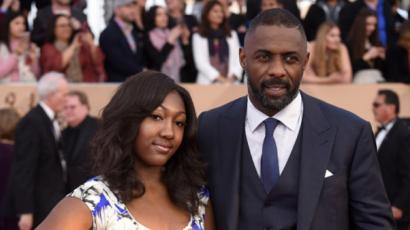 Tinédzser lánya kiakadt, amiért Idris Elba lett az idei év legszexibb pasija