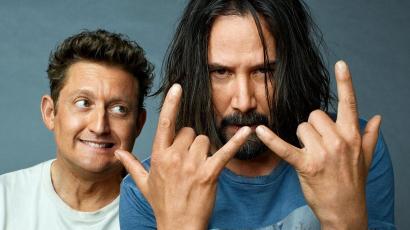 Tinédzser rajongója kívánságát teljesítette Keanu Reeves