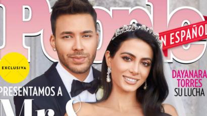 Titokban összeházasodott Emeraude Toubia és Prince Royce