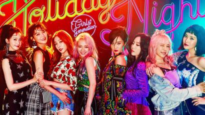 Tízéves a Girls' Generation – visszatért a formáció