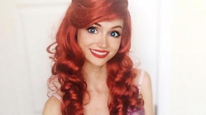 Több millió forintot költött ez a lány arra, hogy úgy nézzen ki, mint egy Disney-hercegnő