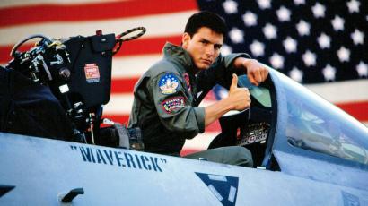 Tom Cruise megerősítette: Jön a Top Gun 2.