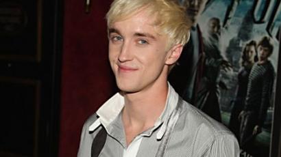 Tom Felton is Bieber-fan