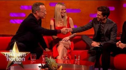 Tom Holland kicsit megszeppent Tom Hanks kérésétől