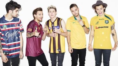 Történelmet írt a One Direction