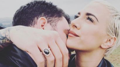 Tóth Gabi menyasszony lett