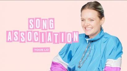 Tove Lo híres előadók dalait énekelte