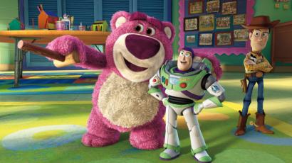 Toy Story filmek a Disney Csatornán