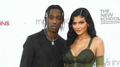 """Travis Scott Kylie Jennerről: """"Szeretlek, feleségem"""""""