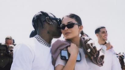 Travis Scott szó szerint rózsával borította be Kylie Jenner házát