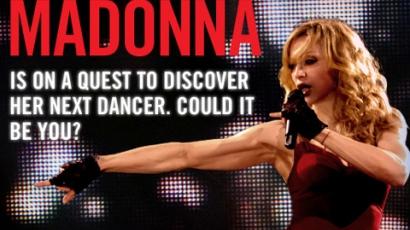 Turnézz Madonnával!