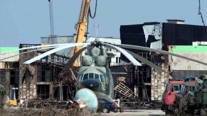 Tűz ütött ki a Die Hard 5. forgatásán