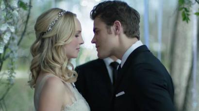 TVD: Caroline és Stefan mégis oltár elé állnak?