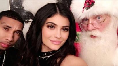Tyga méregdrága ékszerrel lepte meg Kylie Jennert karácsony alkalmából