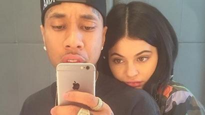 Tyga újabb luxusautóval lepte meg Kylie Jennert