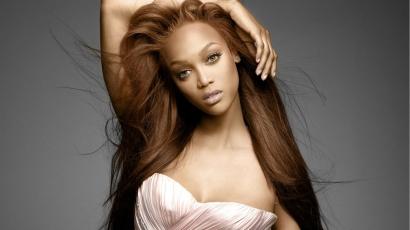 Így még sosem láttad Tyra Bankset