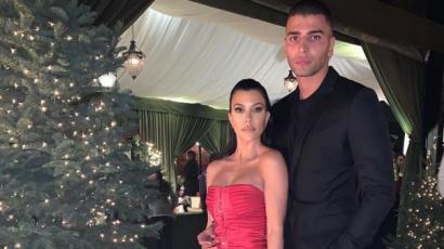 Úgy tűnik, Kourtney Kardashian exe beszólt a híresség új fotójára