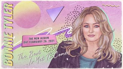 Új albummal tér vissza Bonnie Tyler