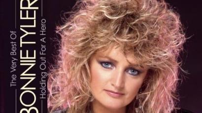 Új Bonnie Tyler-válogatás a Sony Musictól