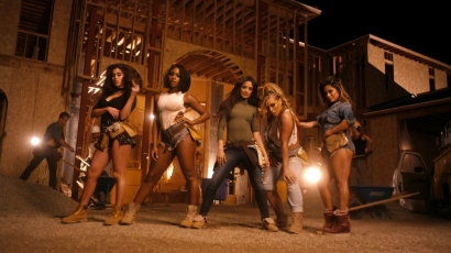 Újabb dögös kisfilmmel jelentkezett a Fifth Harmony