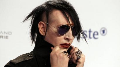 Új dallal jelentkezett Marilyn Manson