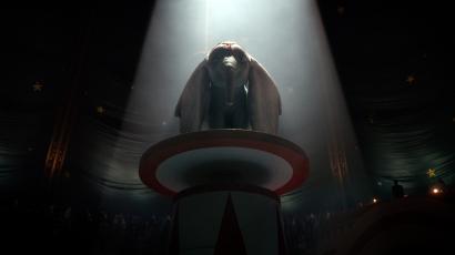 Új előzetes érkezett az élőszereplős Dumbóhoz