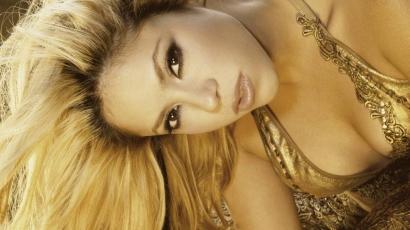 Új illatot dobott piacra Shakira