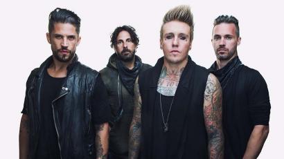 Új kisfilmmel jelentkezett a Papa Roach
