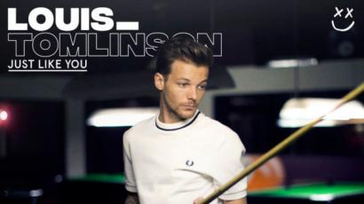 Új kislemezt dobott piacra Louis Tomlinson! Itt a Just Like You!