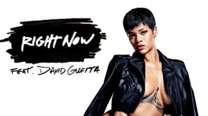 Új kislemezzel jelentkezett Rihanna