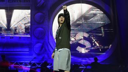 Új klippel jelentkezett Eminem