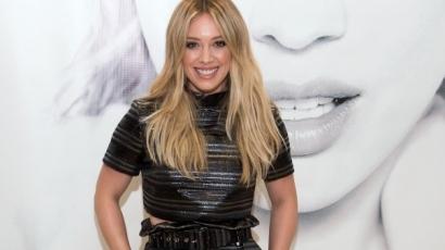 Új klippel jelentkezett Hilary Duff