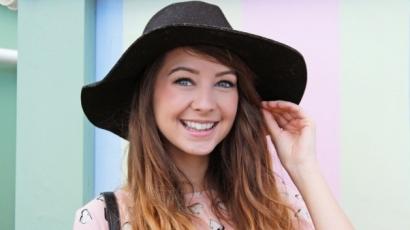 Új kozmetikumokat dobott piacra Zoella