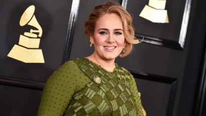 Új lemezén dolgozik Adele?