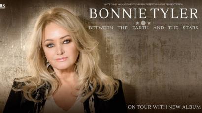 Új lemezzel ünnepli 50 éves karrierjét Bonnie Tyler