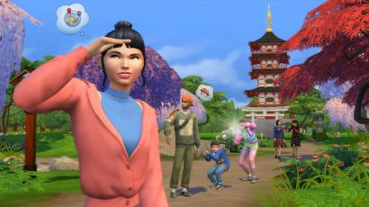 Új Sims 4 kiegészítő érkezik