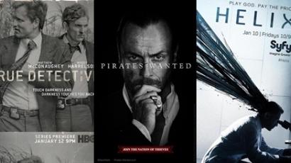 Ezek a sorozatok indultak januárban