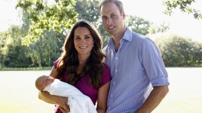 Új taggal gyarapszik a brit királyi család