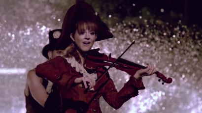 Klippremier: Lindsey Stirling - Master of Tides
