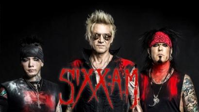 Új dallal jelentkezett a Sixx:A.M.